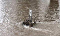 Hochwasser Werra Breitungen