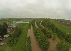 Hochwasser Gera Erfurt