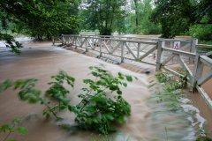 Hochwasser Weimar