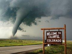 Campo, CO Tornado